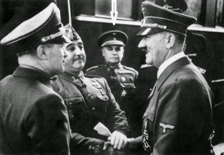 franco-hitler