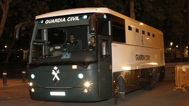 El juez deja en libertad bajo fianza de 100.000 de euros a López Madrid